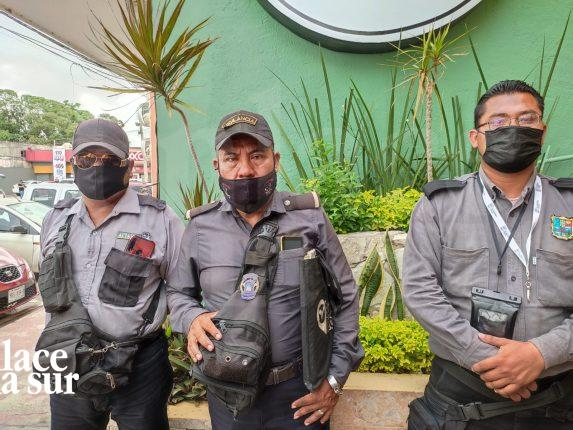 Veladores de Altamira denuncian invasión y estafa por parte de «veladores patito»