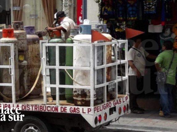 Precio del Gas LP por las nubes Tampico.
