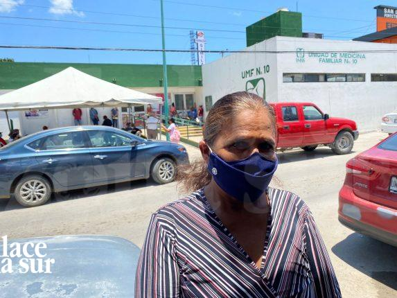 IMSS Altamira expone a derechohabientes al Covid