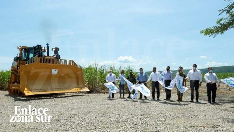 Inauguran carretera Tam-Bajio