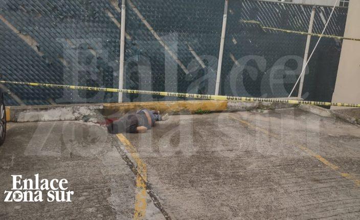 Hombre muere tras caer de un edificio en Tampico.